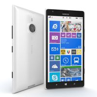 """Nokia 735 Lumia, 11,94 cm (4.7""""), 1280 x 720 Pixel, OLED, 1,2 GHz, Qualcomm Snapdragon, 1024 MB in neutraler Verpackung"""