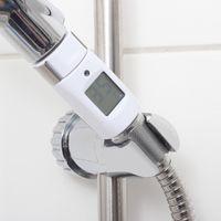 REER Digitales Bade- und Duschthermometer mit optischem & akustischem Alarm