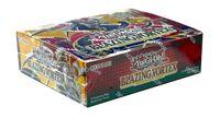 Yu-Gi-Oh! 'Blazing Vortex' 1. Auflage Booster Pack deutsch , Menge:1x sealed box (24 Packs)