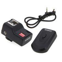 Andoer 16 Kanaele Radio drahtlose Remote Speedlite-Flash-Trigger-Universal