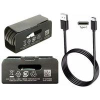 Daten-/ Ladekabel - Samsung EP-DG970BBE - ORIGINAL black (USB Typ-C)