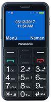 Panasonic KX-TU 150 EXB schwarz, Farbe:Schwarz
