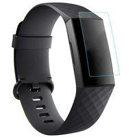 6x Schutzfolie für Fitbit Charge 3 Schutz Folie Displayschutz Klar Displayfolie