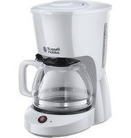 Russell Hobbs 22610-56 Textures Filterkaffeemaschine, Kunststoffgehäuse, Glaskanne, 10 Tassen