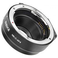 Adapterring von Canon EF und EF-S auf EOS M - Meike MK-C-AF4