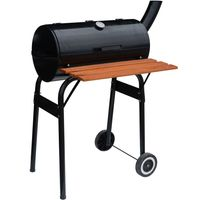 Syntrox Chef Smoker S-1 Smoker Barbecue Grill  Holzkohlegrill Standgrill
