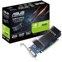 Asus GeForce GT 710-SL-2GD5 2GB PCIe DVI/HDMI/VGA passiv low profile