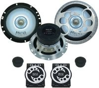 Hifonics BX5.2CI | 13 cm (5.25') Komponenten-System