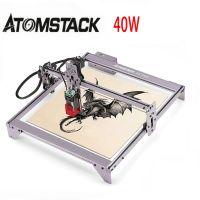 ATOMSTACK A5 PRO  40W Desktop DIY Laser Graviermaschine Gravurmaschine CNC Engraving Drucker