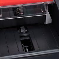 Automatische 4 Deck Kartenmischmaschine für Arthritis Senioren Schwarz
