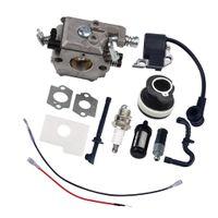 Vergaser Carb Kraftstoffleitung Zündspule Ersatz für STIHL 017 018 MS170 MS180 Kettensäge, Hohe Qualität