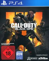 Call of Duty 15 - Black Ops 4 - Konsole PS4