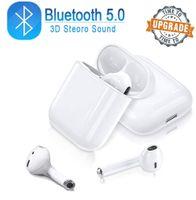 Bluetooth Kopfhörer,Drahtloses Touch-Bluetooth Noise-Cancelling-Kopfhörer,binaurale In-Ear-Sportohrhörer,für Android iPhone Samsung Apple Airpods Pro