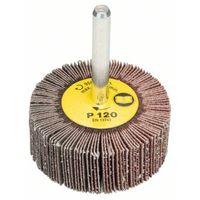 Lamellenschleifer für Bohrmaschinen, 50 x 20 mm, 1 20 VPE: 2