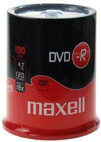 maxell DVD-R 120 Minuten 4,7 GB 16x 100er Spindel