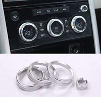 Radio Klima Heizungsregler Schalter Aluringe Passend Für Land Rover Discovery Sport 5