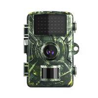 Victure Wildkamera mit Bewegungsmelder Nachtsicht 16MP 1080P Full HD Wildtierkamera Infrarot No Glow LEDs
