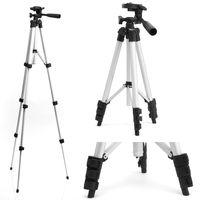 Stativ Kamerastativ Handy-Stativ Dreibein Universalstativ Fotostativ Tripod für Kamera Camcorder Smartphone