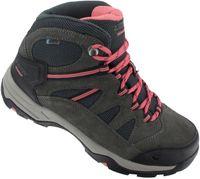Hi-Tec Bandera II WP Shoes Damen charcoal/graphite/blossom Schuhgröße EU 37