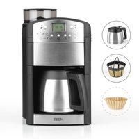 BEEM FRESH-AROMA-PERFECT Kaffeemaschine Filterkaffeemaschine Mahlwerk Timer NEU