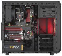 Corsair Carbide Series SPEC-01 - Midi Tower - ATX - ohne Netzteil ( ATX ) - Schwarz - USB/Audio