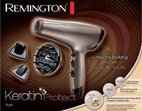 Remington AC8005 Haartrockner braun 3 Heiz-/und 2 Gebläsestufen Kaltstufe 2200 Watt