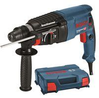 Bosch GBH2-26 Bohrhammer, im Koffer, SDS-Plus