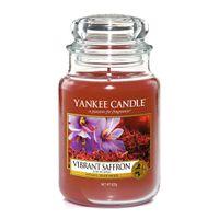 Yankee Candle Large Jar Vibrant Saffron 623G