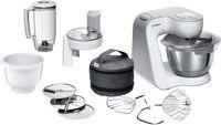 Bosch MUM5 MUM58234 Küchenmaschine 1000 Watt 7 Geschwindigkeitsstufen 3,9 Liter