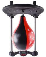 Dunlop punchball Türhänger Junior schwarz/rot 3-teilig