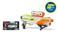 Nerf N-Strike Elite Modulus BattleScout ICS-10 Blaster inkl. HD-Kamera