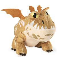 Fleischklops Drache | DreamWorks Dragons | 21 cm Plüsch Figur | Softwool