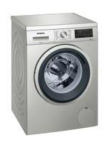 Siemens iQ500 WU14UTS0 Waschmaschinen - Silber