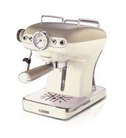 Siebträger-Espressomaschine Vintage creme