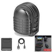 Handy Gamepad Control Tastatur Maus Konverter Adapter Bluetooth Für PUBG