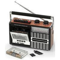 Ricatech 80er Radiorekorder PR85