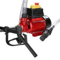 karpal Dieselpumpe 230V Selbstansaugend 40L/min 600W Automatische oelabsaugpumpe Elektrische Mobile Tankstellen Box¡