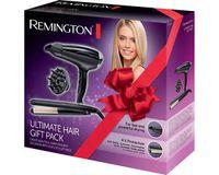 Remington Haarglätter und Haartrockner im Geschenkset D5215GP