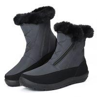 AFFINEST Winterstiefel Jungen Warm Gef/ütterte Winterschuhe Stiefel Kinder M/ädchen Schneestiefel Winter Boots