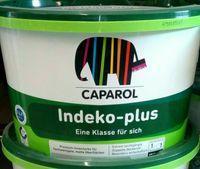 Caparol Indeko Plus 12,5ltr. weiss ; Innenfarbe,Hochdeckend