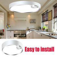 LED Sensor Deckenlampe Schlafzimmer Küche LED Deckenleuchte mit Bewegungsmelder@#
