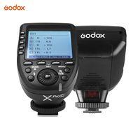 Godox Xpro-C E-TTL II Blitzausloesersender 2.4G Wireless X System 32 Kanaele 16 Gruppen Unterstuetzung TTL Autoflash 1 / 8000s HSS fuer Canon EOS-Serie-Kameras fuer Godox-Serie