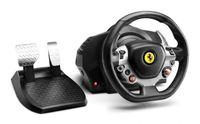 Thrustmaster TX Racing Wheel Ferrari 458 Italia Edition Lenkrad und Pedale für PC & XBOX ONE