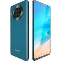 CUBOT Note 20 Smartphone ohne Vertrag 6,5 Zoll 4G LTE Smartphone 64GB ROM 4200mAh Akku, 20MP Kamera, Dual SIM Handy Android 10.0 NFC Face ID (Grün)