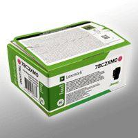 Lexmark Toner 78C2XM0  magenta