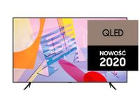 Samsung Series 6 QE65Q60TAU - 165,1 cm (65 Zoll) - 3840 x 2160 Pixel - QLED - Smart-TV - WLAN - Schw