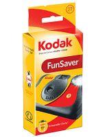 Kodak FunSaver Camera, kompakt, 35 mm, 400, 800, Auto, Elektronisch, Auto