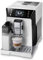 De'Longhi PrimaDonna Class ECAM550.65.W Kaffeevollautomat,  Farbdisplay, App-Steuerung, weiß