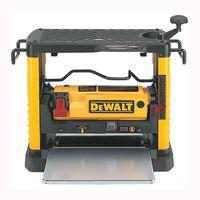 DeWALT DW733 Montagehobel tragbarer Dickenhobel Hobel Maschine 1800W