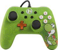 PowerA Iconic Controller für Nintendo Switch, Yoshi, Limited Edition